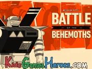 Regular Show - Battle Of The Behemoths Icon