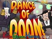 Play Regular Show - Dance Of Doom