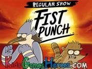 Regular Show - Fist Punch Icon