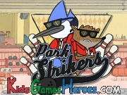 Regular Show - Park Strikers Icon
