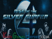 Rise of The Silver Surfer Icon