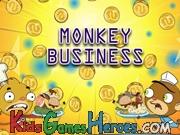 Play Rocket Monkeys - Monkey Business