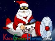 Play Santa Airplane