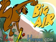 Play Scooby Doo - Big Air