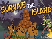 Play Scooby Doo - Survive the Island