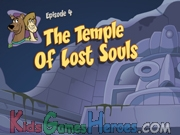 Play Scooby Doo - The Temple of Lost Souls