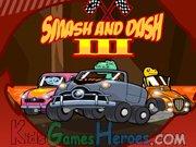 Play Smash and Dash 3: The Magma Chambers