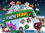 Snowbrawl Fight 2 Icon