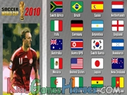 Soccer World Cup 2010 Icon