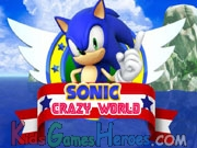 Sonic Crazy World Icon