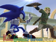 Play Sonic Smash Brothers