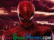 Play Spiderman - Find The Letters