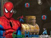 Spiderman - Rescue Mission Icon