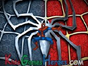 Play Spiderman - Rumble Defense