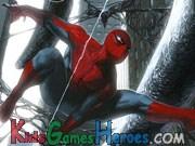 Spiderman Running Challenge Icon