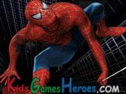 Play Spiderman - Spider Launch