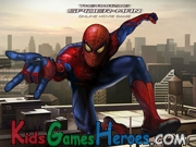 Play Spiderman - The Amazing Spiderman Game - Endless Swing