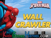 Play SpiderMan - Wallcrawler