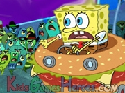 Play SpongeBob - Deliver Dilema