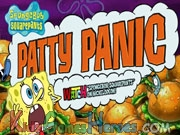 Play Sponge Bob - Patty Panic