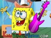 Play SpongeBob Dress Up