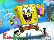 SpongeBob - Gift Lift Icon