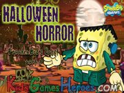 Play SpongeBob - Halloween Horror, FrankenBob's Quest, Part 2