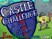 Play SpongeBob - Castle Challenge - The Stom
