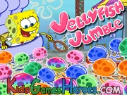 Play SpongeBob SquarePants - Jellyfish Jumble