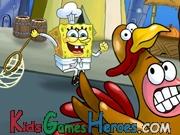 Play Spongebob Squarepants - Quirky Turkey