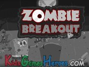 Play SpongeBob SquarePants - Zombie Breakout