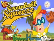 Squirrel Boy - Screwball Squeeze Icon