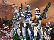 Play Star Wars - Clones Vs Droids