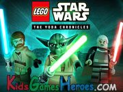 Star Wars - LEGO  The Yoda Chronicles Icon