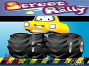 Street Rally Icon