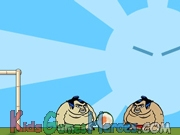 Play Sumo Sushi Soccer