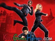 Supah Ninjas - Hero Of the Shadows Icon