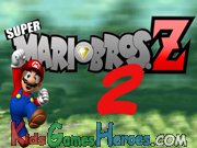Play Super Mario Bros Z - 2