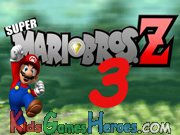 Play Super Mario Bros Z - 3
