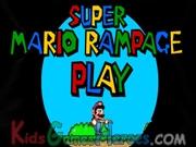 Play Super Mario Rampage