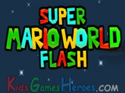 Super Mario World Flash Icon