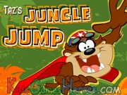 Play Taz's Jungle Jump