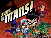 Teen Titans - Calling All Titans Icon