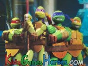 Play Teenage Mutant Ninja Turtles: Dark Horizons