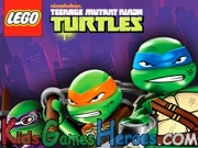 Play Teenage Mutant Ninja Turtles - Lego - Shell Shocked