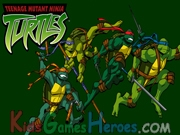 Play Teenage Mutant Ninja Turtles - Shootdown