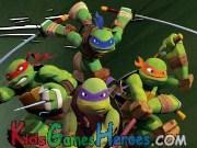 Play Teenage Mutant Ninja Turtles - Throw Back