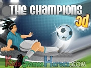 The Champions 3D Icon