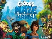 Play The Croods - Maze Mania
