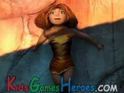 The Croods - Movie Trailer Icon
